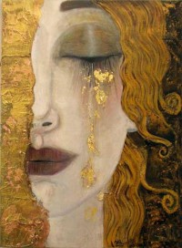 Larme d'Or Painting by Anne Marie Zylberman (Source: http://www.farea.com)